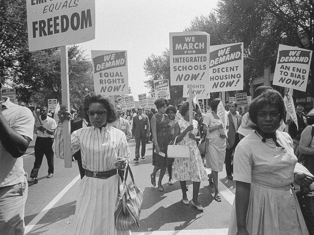 Test Your Knowledge of the Civil Rights Movement
