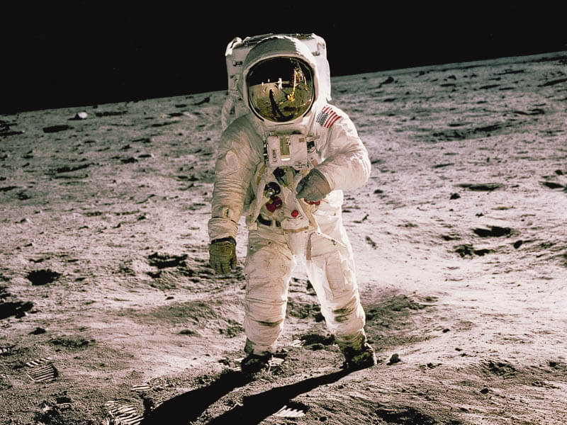 Shoot for the Stars With This Moon Landing Quiz