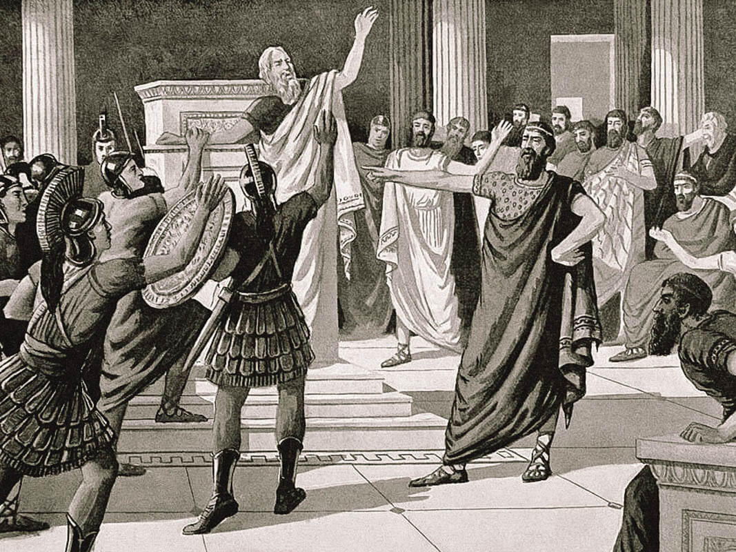 How Well Do You Know the Ancient Greek Philosophers?