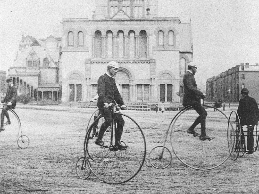 Take This History of Bicycles Quiz for a Ride