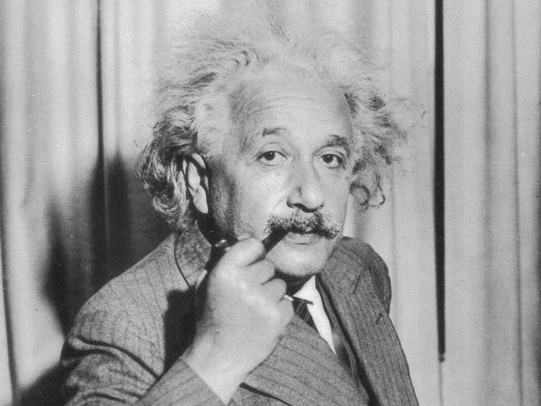 Get Brainy With This Albert Einstein Quiz