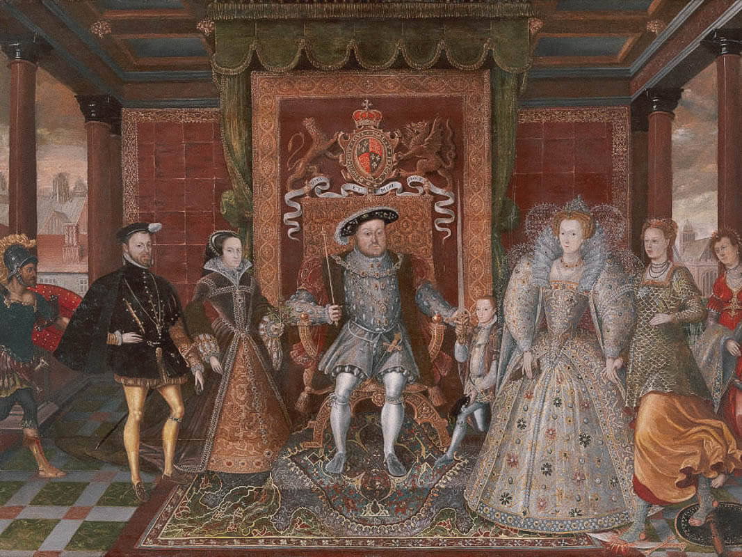 Get Regal With This Quiz on the House of Tudor